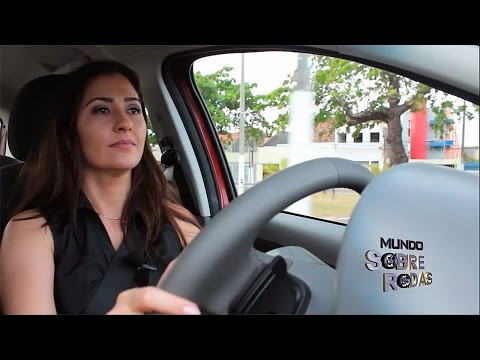 Test Drive Fiat Palio Essence Dualogic 2015