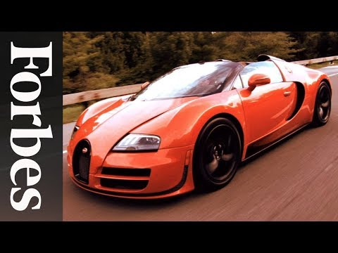 Driving The $2 Million Bugatti Vitesse