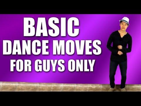 Клубные танцы для парней. Видео обучение.
