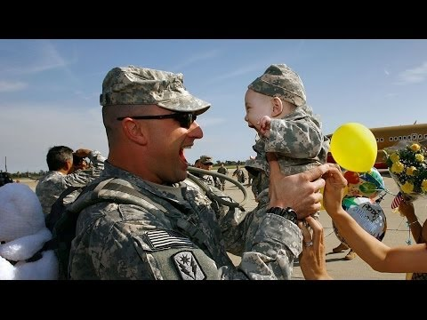 Download Take The Challenge And Try Not To Cry Happy Tears Part 1(US Troops Coming Home) 2014