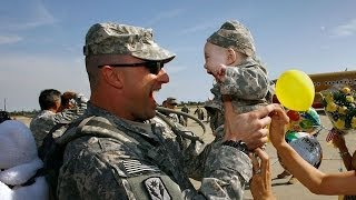 Video Take The Challenge And Try Not To Cry Happy Tears Part 1(US Troops Coming Home) 2014 MP3, 3GP, MP4, WEBM, AVI, FLV Juli 2018