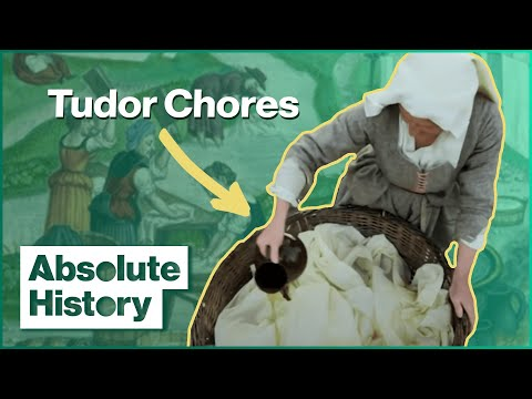 How Was Butter Made? | Tudor Monastery EP5 | Absolute History
