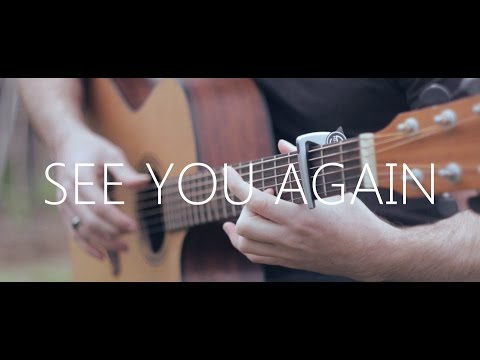 See You Again - Wiz Khalifa Finger Style Guitar Instrumental