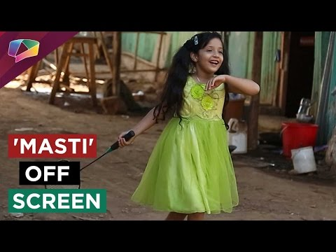 Watch out Adaa Naarang's 'Masti' off screen
