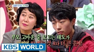 Video My 12th grade son doesn't wash his face [Hello Counselor / 2017.01.02] MP3, 3GP, MP4, WEBM, AVI, FLV Januari 2019