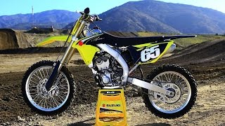9. 2016 Suzuki RMZ 250 - The 16s Dirt Bike Magazine