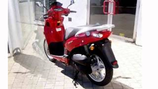 8. 2009 SYM HD 200 - Top Speed, Engine - traciada