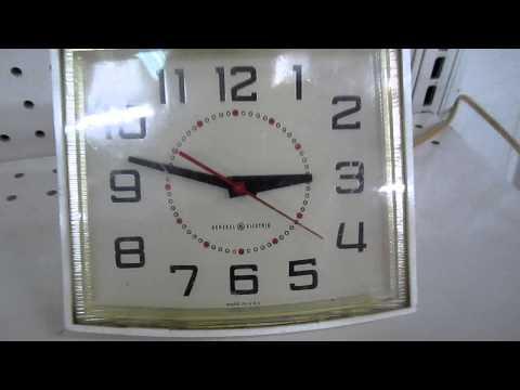 GE Kitchen Wall Clock Working