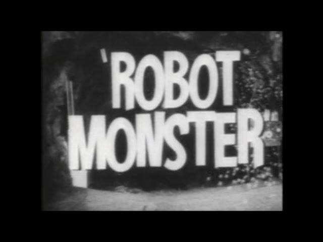 Robot Monster Abstract Hip Hop Original Style Instrumental
