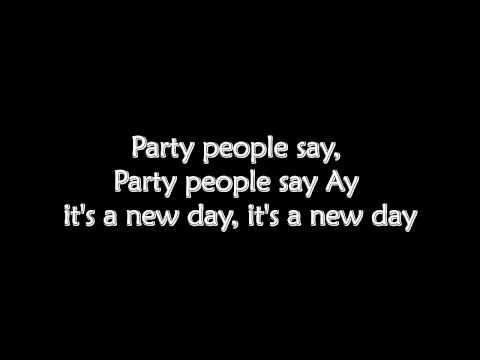 New Day - Alicia Keys (Lyrics) HD