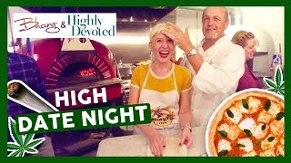 PIZZA & POT Cannabis Industry Mixer by That High Couple