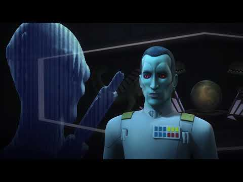 Star Wars Rebels Season 4 (Promo 'Final Season')