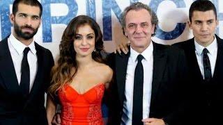 Así fue la presentación de 'El Principe' con Coronado y Alex González