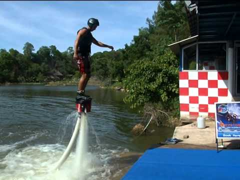 Welcome to flyboard