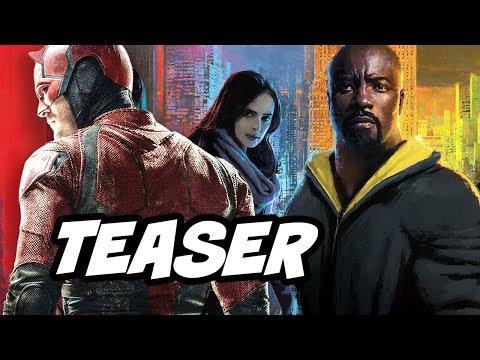 Defenders Ending and Daredevil Season 3 Teaser Trailer Explained