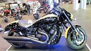 7. 2014 Suzuki Boulevard M109R Walkaround - 2013 New York Motorcycle Show