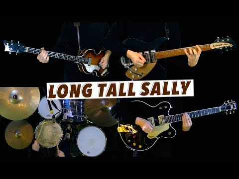 Long Tall Sally - Instrumental Cover - Guitars, Bass And Drums