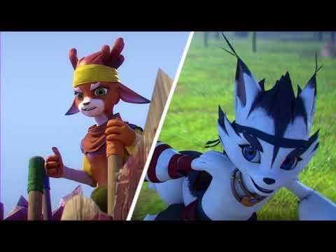 Siya Wolf(The Great Warrior Wall 巨兵长城传)   03  The Unyielding Broken Blade (English ver)