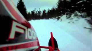 3. 2009 Arctic Cat F1000 Sno Pro POV