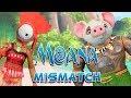 Download Lagu Moana   Moana Mismatch   WigglePop   Family Friendly   Kid Song Mp3 Free
