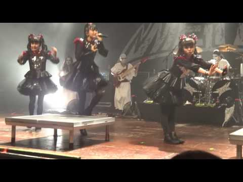 Babymetal Live On 2016-06-02 (full Concert) - Z7 Switzerland