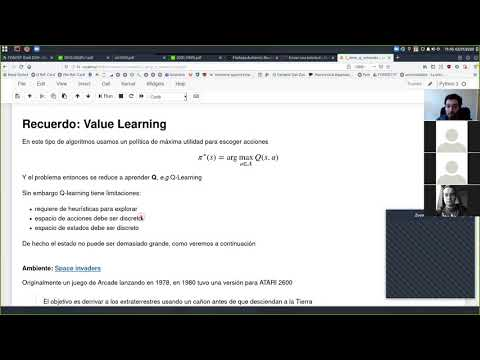 [INFO267] Aprendizaje Reforzado: Deep Q Networks