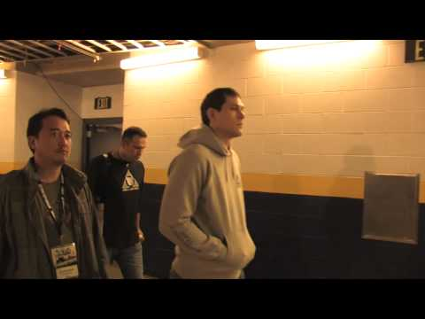 Strikeforce St Louis Pre Fight Footage