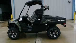 6. 2013 Arctic Cat Prowler 700 HDX Camo With Lift Kit 28