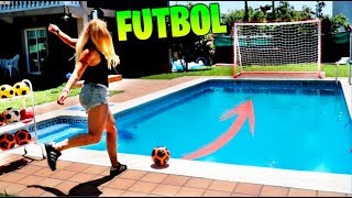 Video 7 SEGUNDOS DE FÚTBOL EN LA PISCINA MP3, 3GP, MP4, WEBM, AVI, FLV Agustus 2018