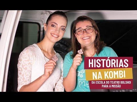Histórias na Kombi: da Escola do Teatro Bolshoi para a Missão // Se liga no Sinal