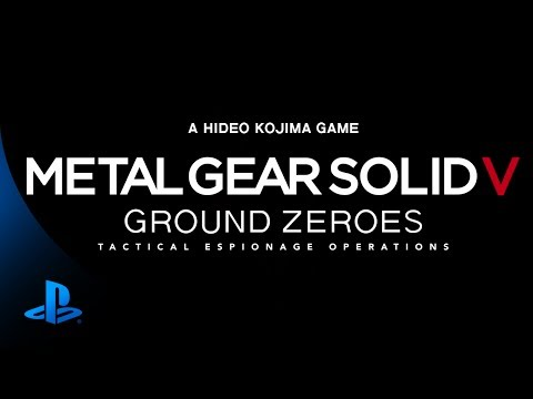 ground - World-renowned Kojima Productions showcases the latest masterpiece in the METAL GEAR SOLID franchise with METAL GEAR SOLID V: Ground Zeroes. METAL GEAR SOLID...