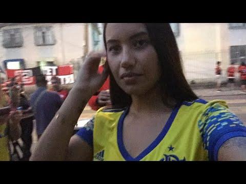 Pré-jogo: Flamengo x Coritiba | Ilha do Urubu