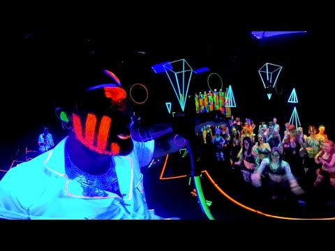 Silvertongue (360 Video)