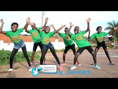 Fire By Challanger Dance Cover By Galaxy African Kids HD Video