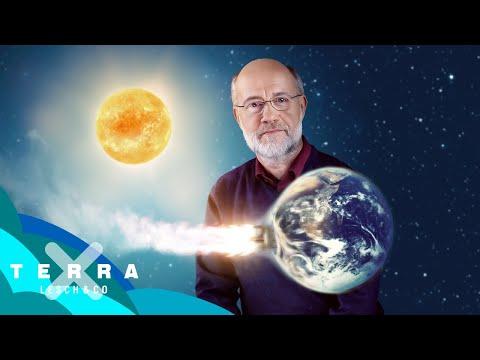 Mit der Erde in den Marsorbit wechseln?