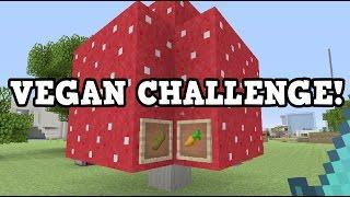Minecraft Xbox One / PS4 Pacifist Vegan UHC CHALLENGE
