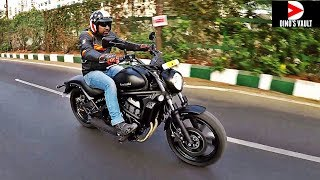 10. 2018 Kawasaki Vulcan S First Ride Review #Bikes@Dinos