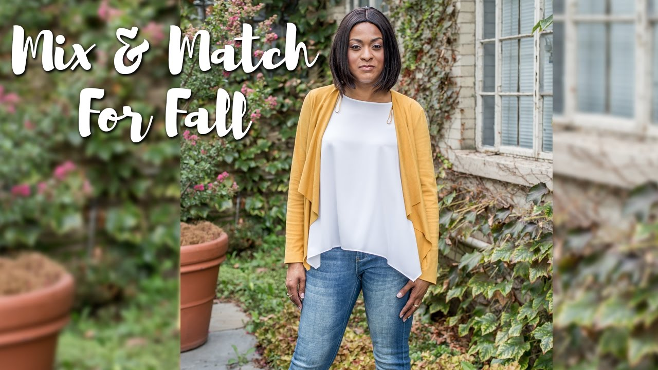 Fall Essentials to Mix and Match Webisode #63