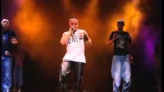 L.L. Junior - Raggamoffin 1 remix (Koncert felvétel)