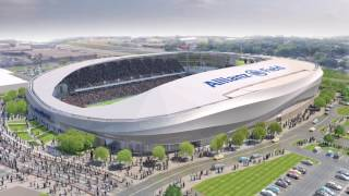Allianz Field becomes the 1st Allianz-sponsored stadium in North America