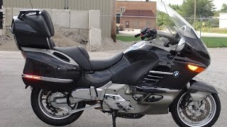 6. 2006 BMW K1200LT