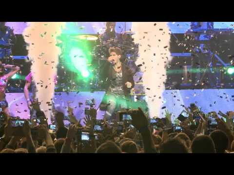 Rombai video Locuras contigo - Argentina - Luna Park 2016