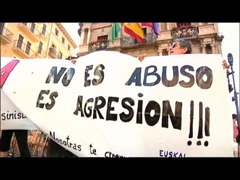 Spanien: Empörung über Freilassung mutmaßlicher Sexua ...