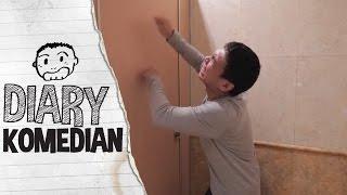 Video Diary Komedian - Etika Memakai WC Umum MP3, 3GP, MP4, WEBM, AVI, FLV Agustus 2017