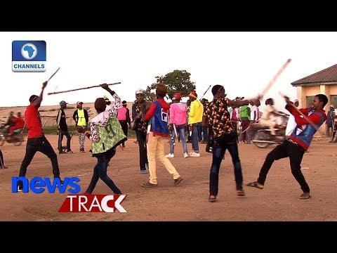 At 'Sharo Festival', Fulani Men Fight For Brides
