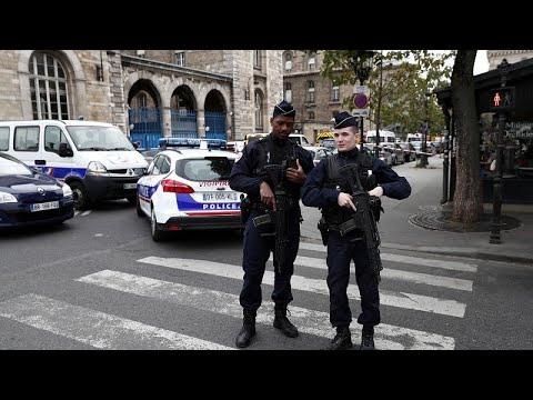 Ερωτήματα για τον δράστη της επίθεσης στη γαλλική αστυνομία…