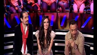 Talk Of The Town - Tamer Ashour 09/04/2015