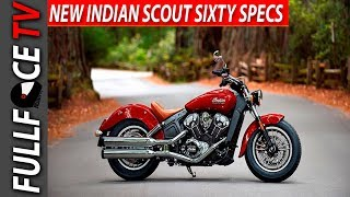 4. 2017 Indian Scout Sixty ABS Review and Price