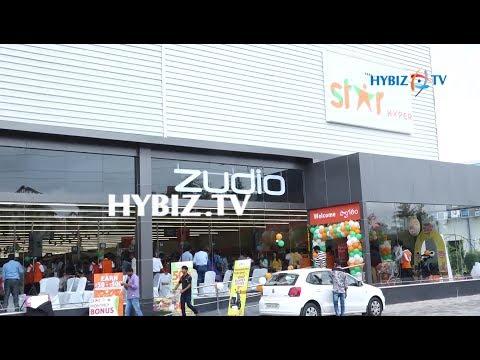 , Star Hyper Supermarket Launched at Gachibowli