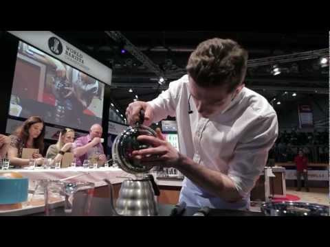 Coffee Machine or Espresso Machine? Coffee Hit at the World Barista Championship in Vienna